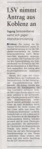 RZ20150513 S.15 Bericht über die Annashme des Antidiskriminerungsbeschlusses durch die Landesseniorenvertretung in Bad Kreuznach