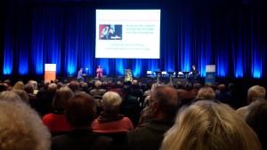 Landesseniorenkongress Mainz, Rheingoldhalle