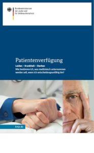 Patientenverfügung Broschüre zum Download