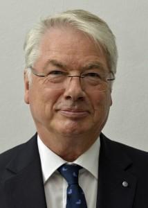 Prof. Dr. Heinz-Günther Borck, Vorsitzender